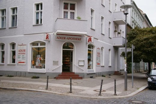 Adler-Apotheke Berlin-Lichtenberg
