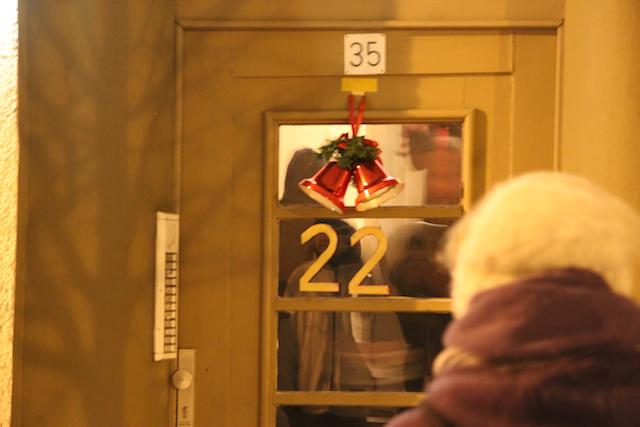 Eingang Giselastr. 35