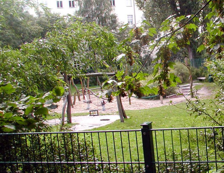 Spielplatz Hauffstraße