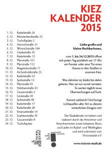 Kiezkalender 2015 A6 hinten