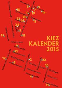 Kiezkalender 2015 A6 vorn